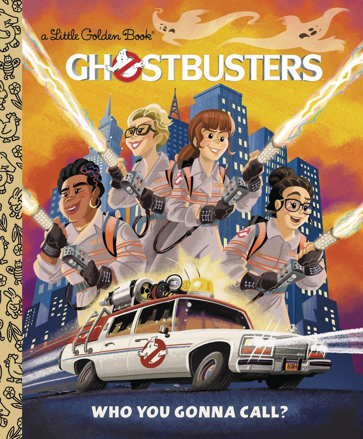 LGB Ghostbusters Who You Gonna Call?