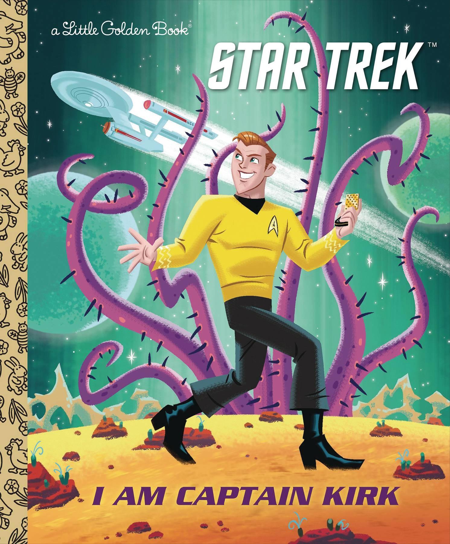 LGB Star Trek I Am Captain Kirk