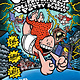 Captain Underpants and the Preposterous Plight of the Purple Potty People Hardcover v.8