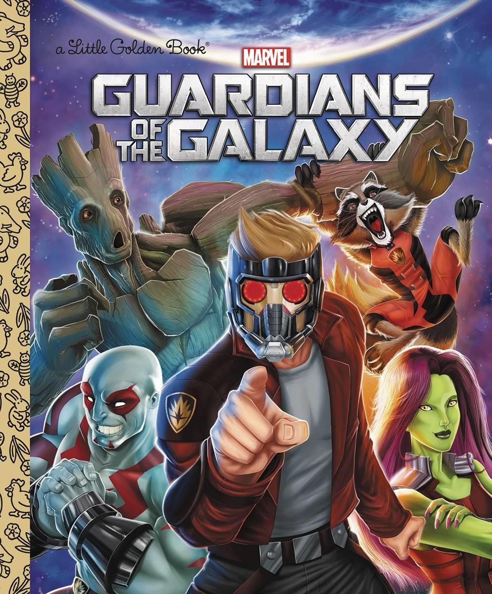 LGB Marvel Guardians Of The Galaxy