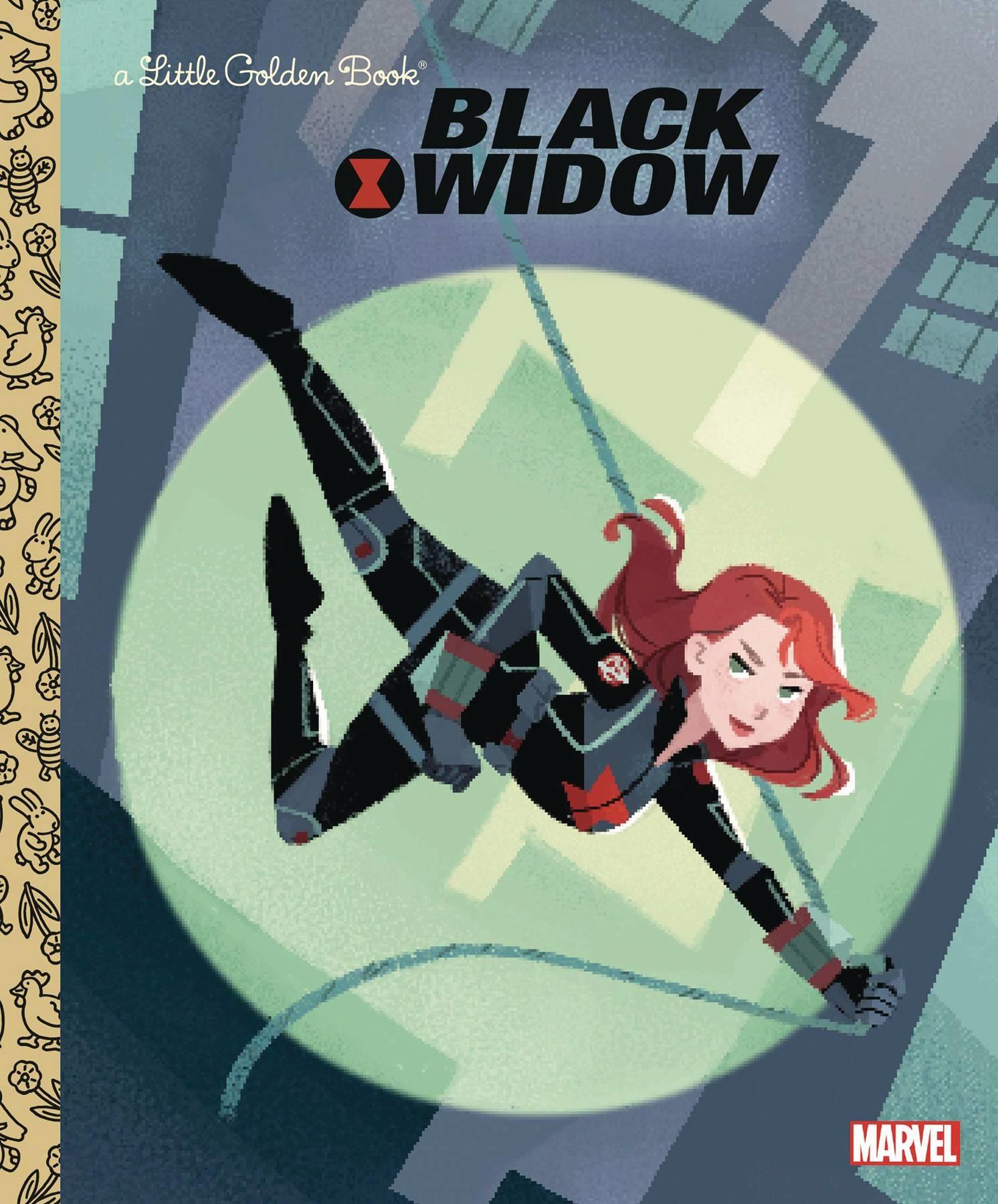 LGB Marvel Black Widow
