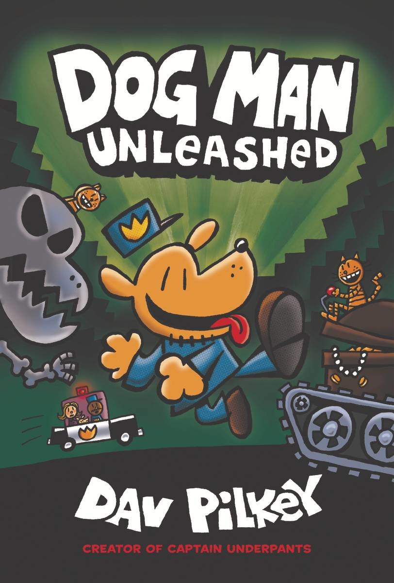 Dog Man Hardcover v.2: Unleashed
