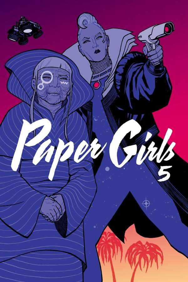 Paper Girls v.5