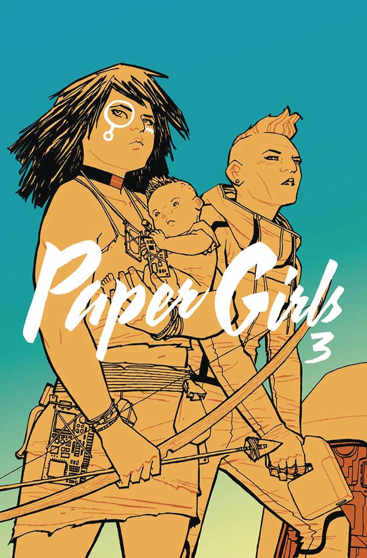 Paper Girls v.3
