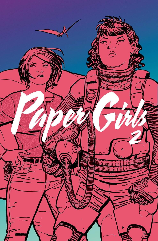 Paper Girls v.2
