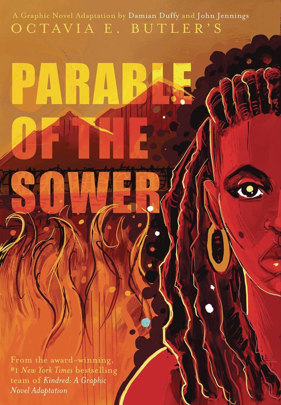 Curated by Crossover - June: Once & Future and Parable of the Sower