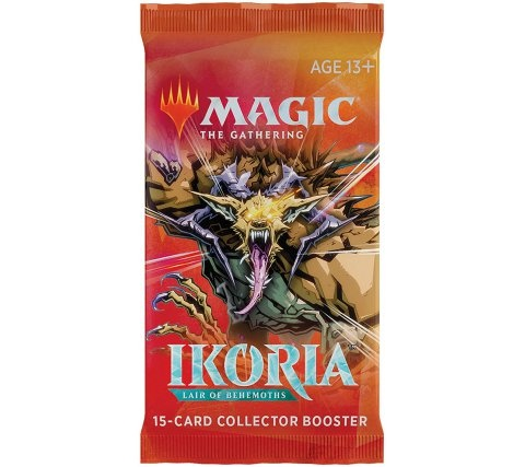 IKO Collector Booster - JAPANESE language