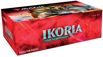 IKO Booster Box - Japanese Language