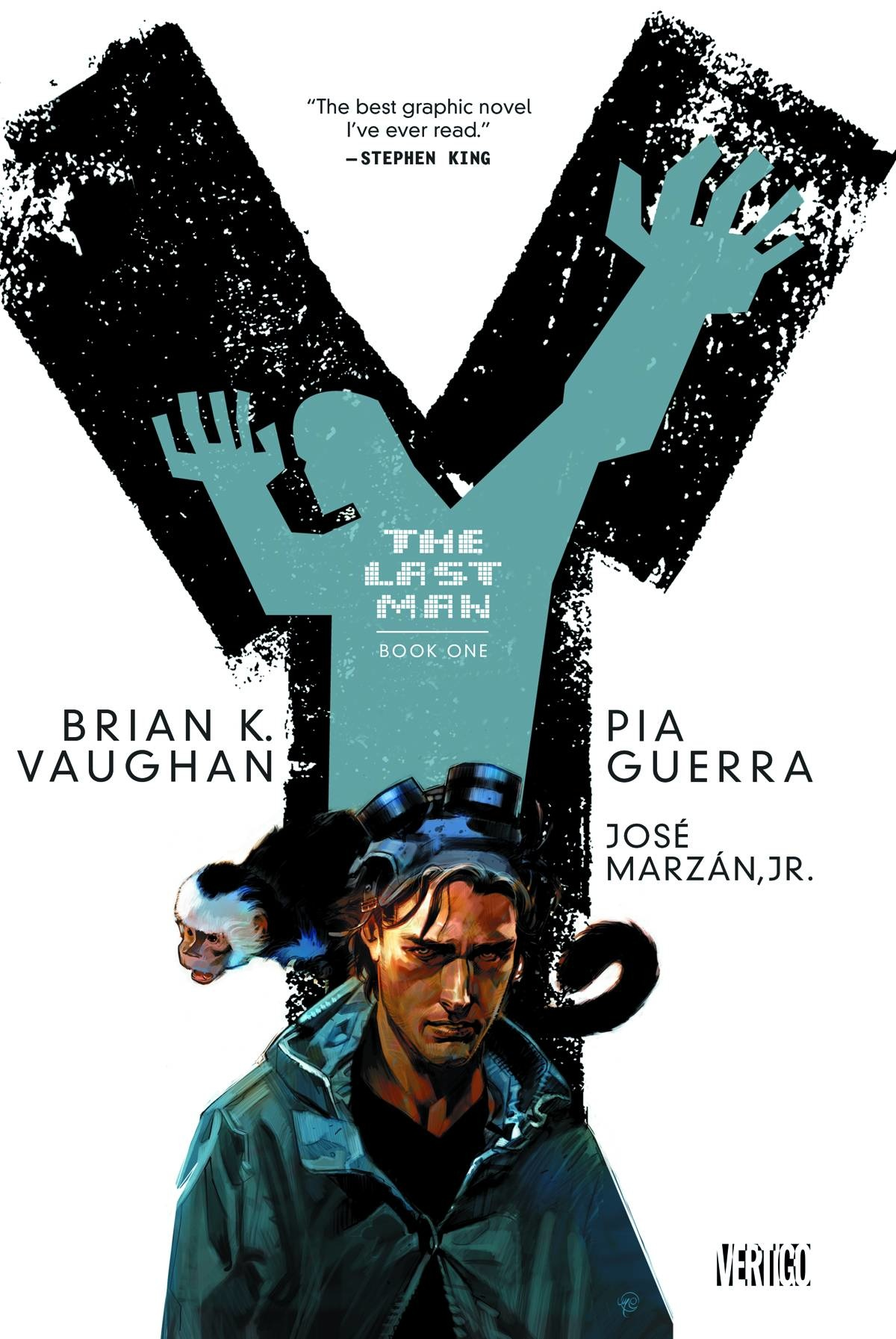 Y: The Last Man Book 1