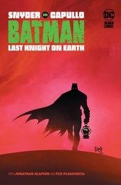Batman: Last Knight on Earth HC