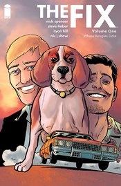The Fix vol.1 Where Beagles Dare