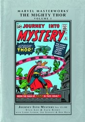 Marvel Masterworks Mighty Thor vol.1