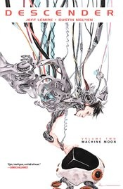 Descender vol.2 Machine Moon