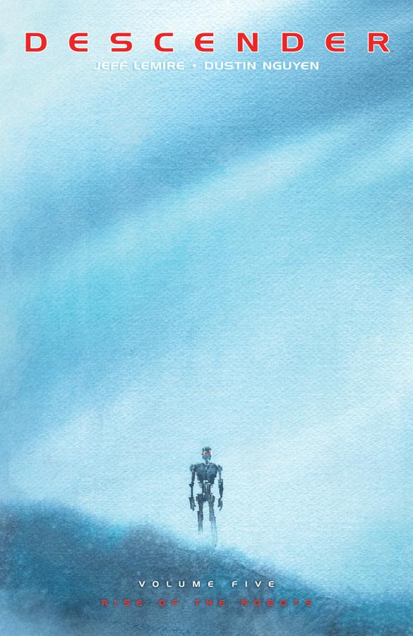 Descender vol.5 Rise of the Robots