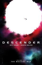 Descender vol.6 The Machine War