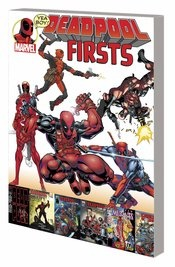 Deadpool Firsts TP