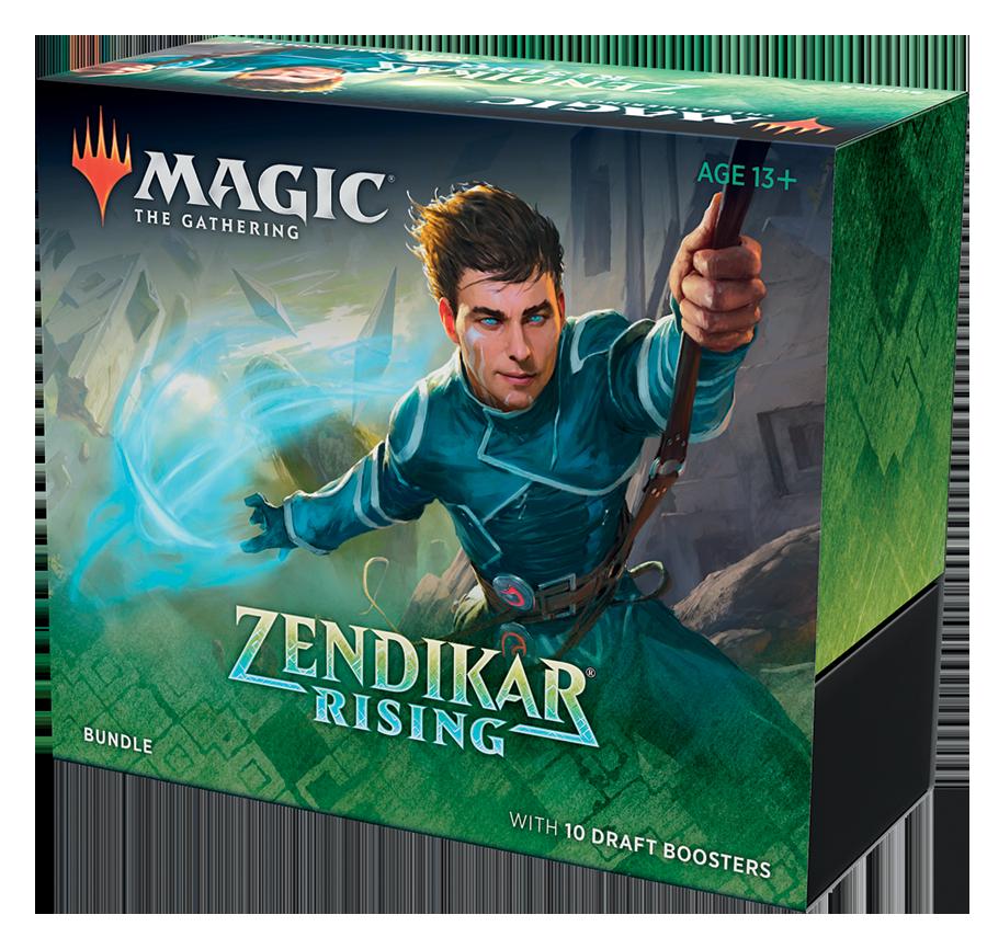 Zendikar Rising Bundle (Sep 25) delayed