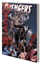 Avengers; X-Sanction TP