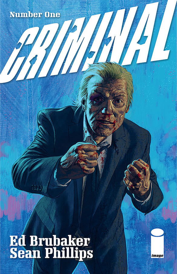 Criminal #1-#4 (2018 Series)