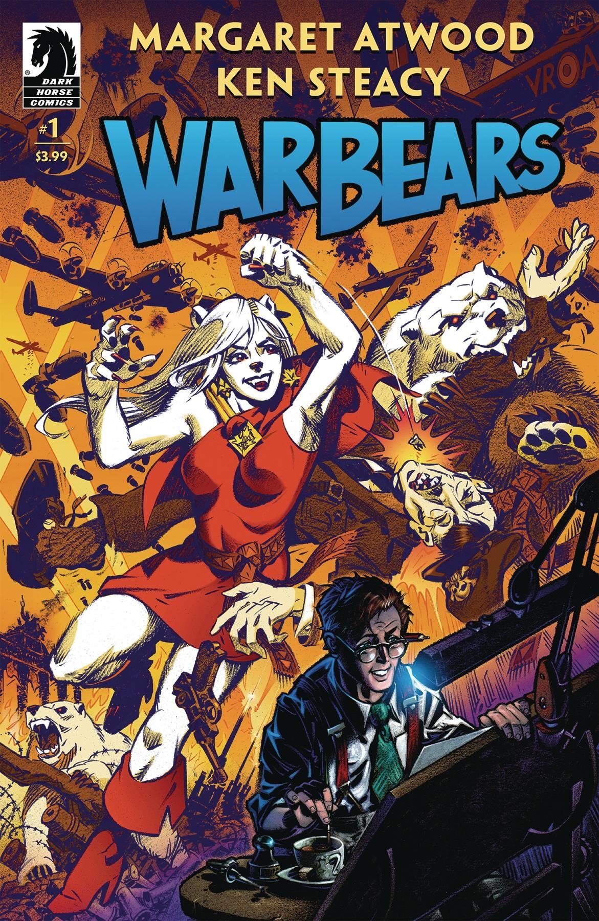 War Bears #1-#3