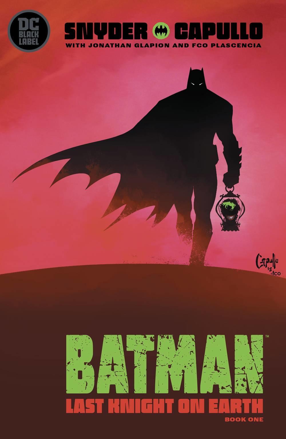 Batman: Last Knight on Earth #1-#3