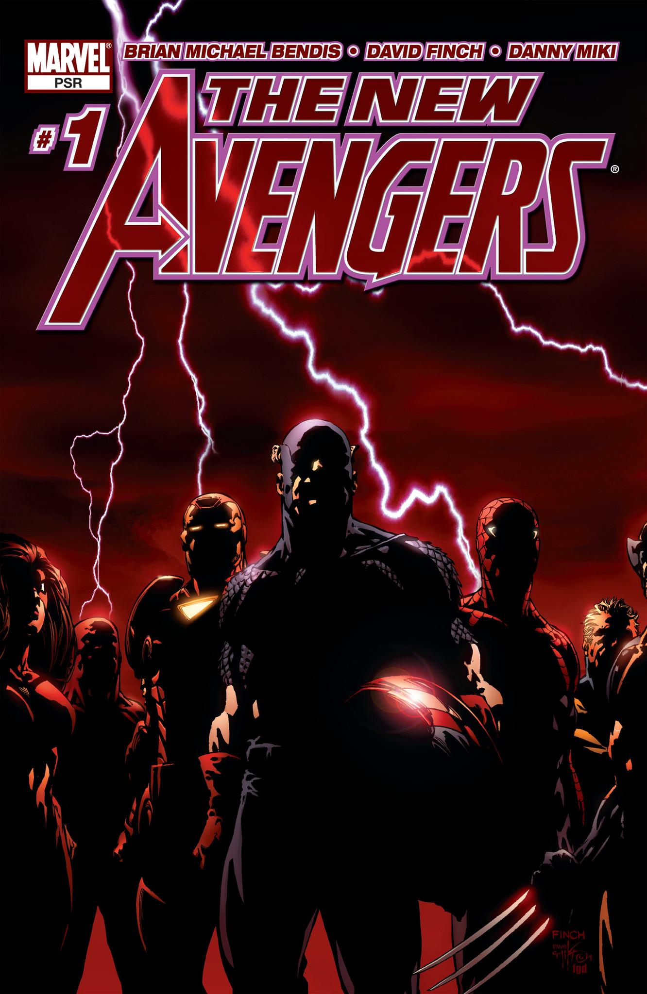 New Avengers #1-#6