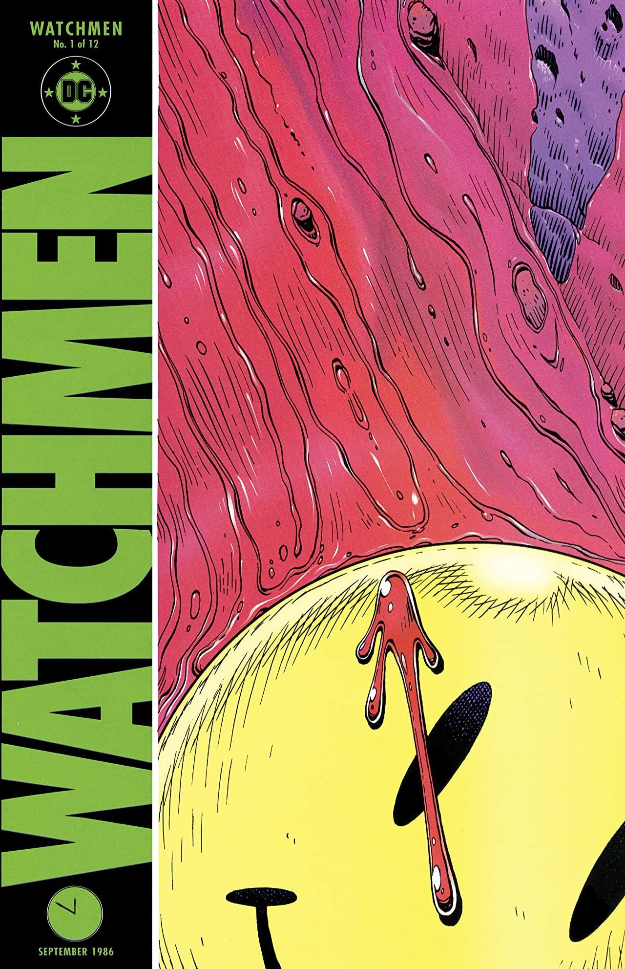 Watchmen #1-#12
