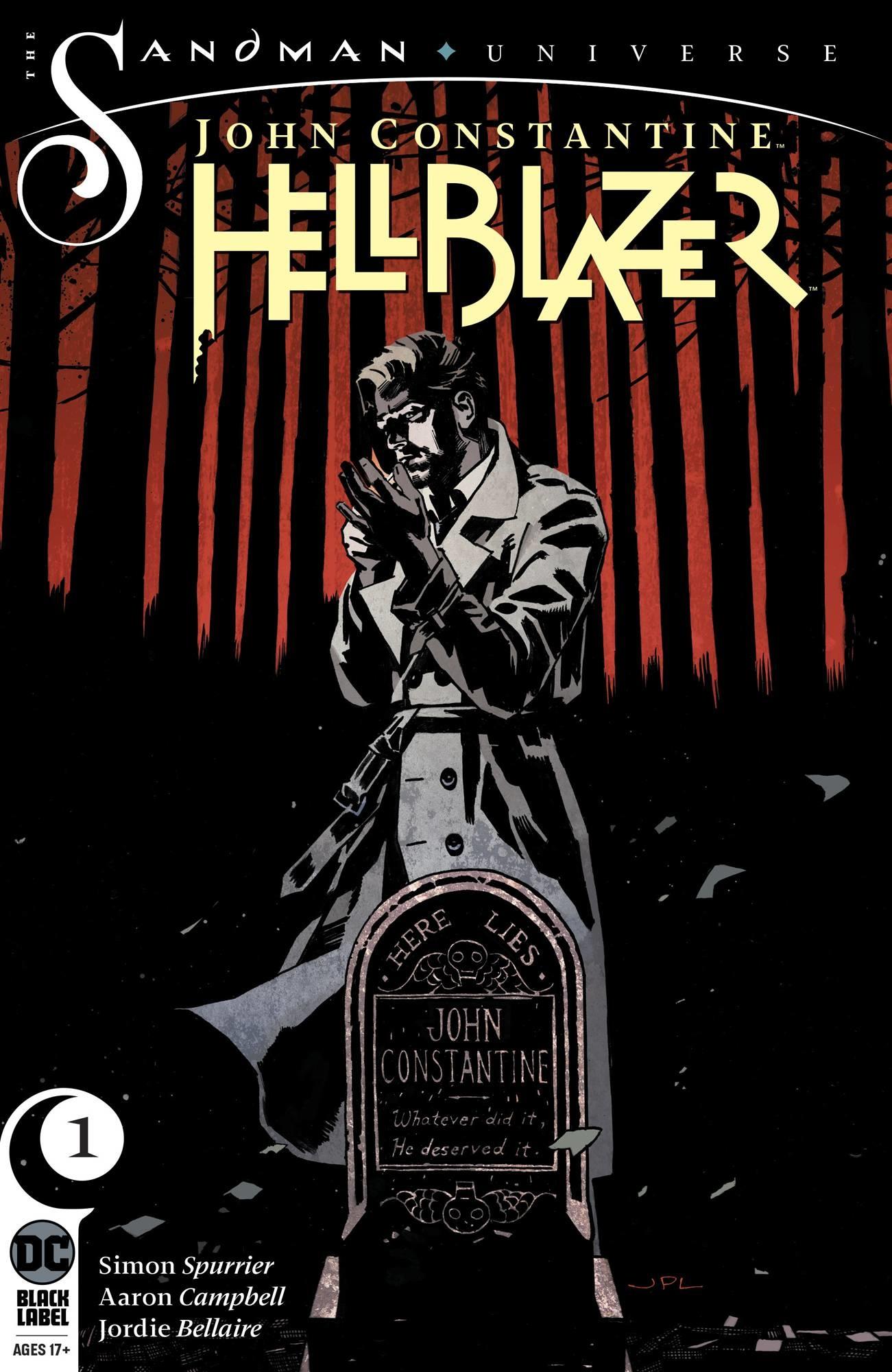 John Constantine Hellblazer #1-#6 (2019)