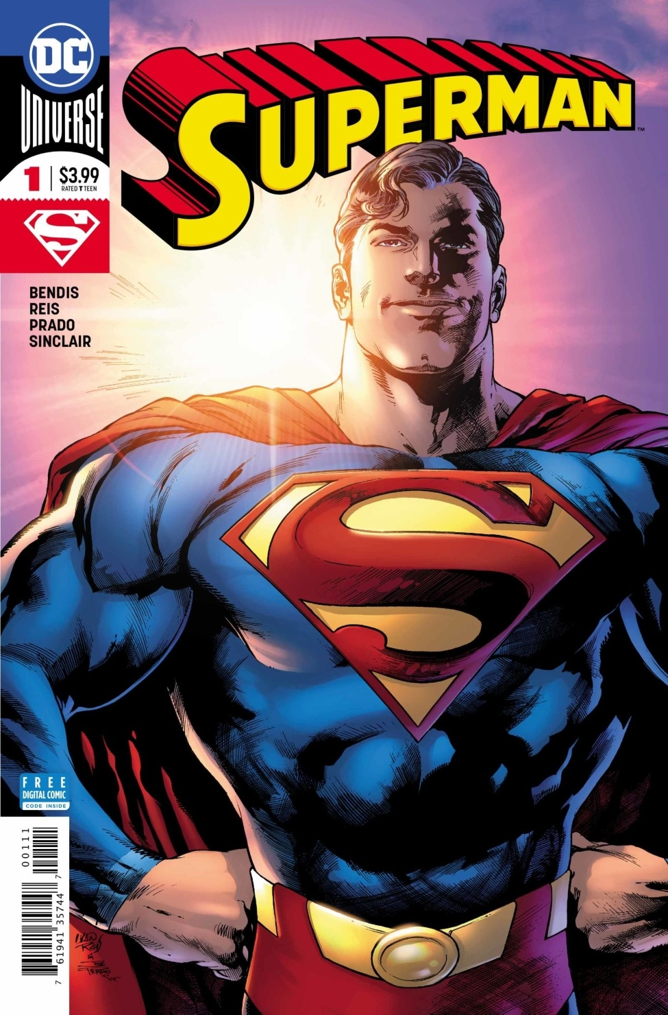 Superman #1-#6
