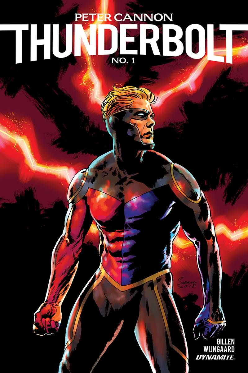 Peter Cannon Thunderbolt #1-#5
