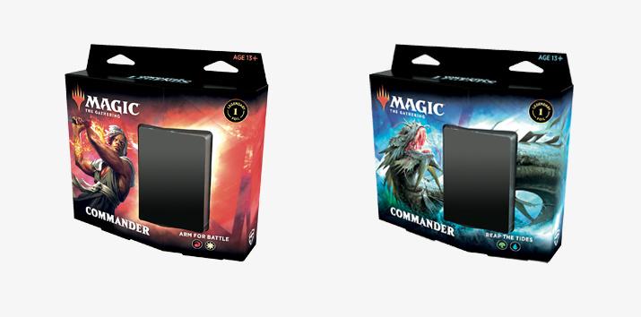 Commander Legends Decks (set of 2)