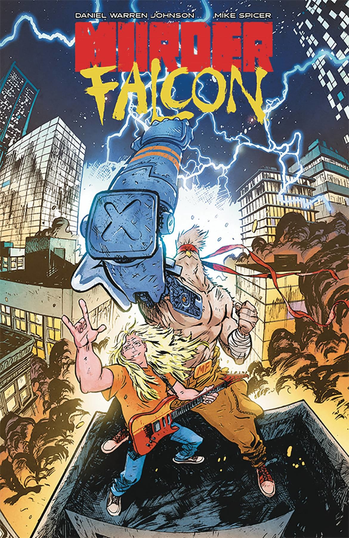Murder Falcon TP