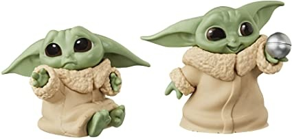 Hasbro Star Wars The Bounty Collection The Child: Hold Me and Ball Toy 2-pack