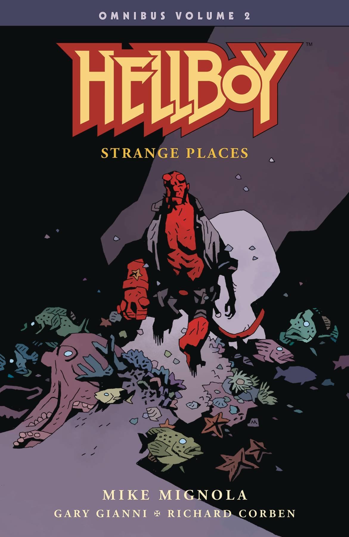 Hellboy Omnibus v.2 Strange Places
