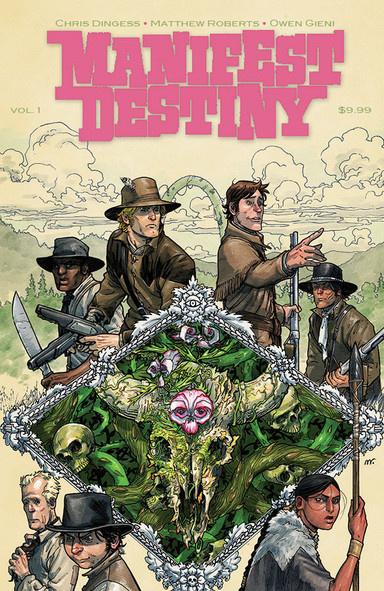 Manifest Destiny TP v.1 Flora & Fauna