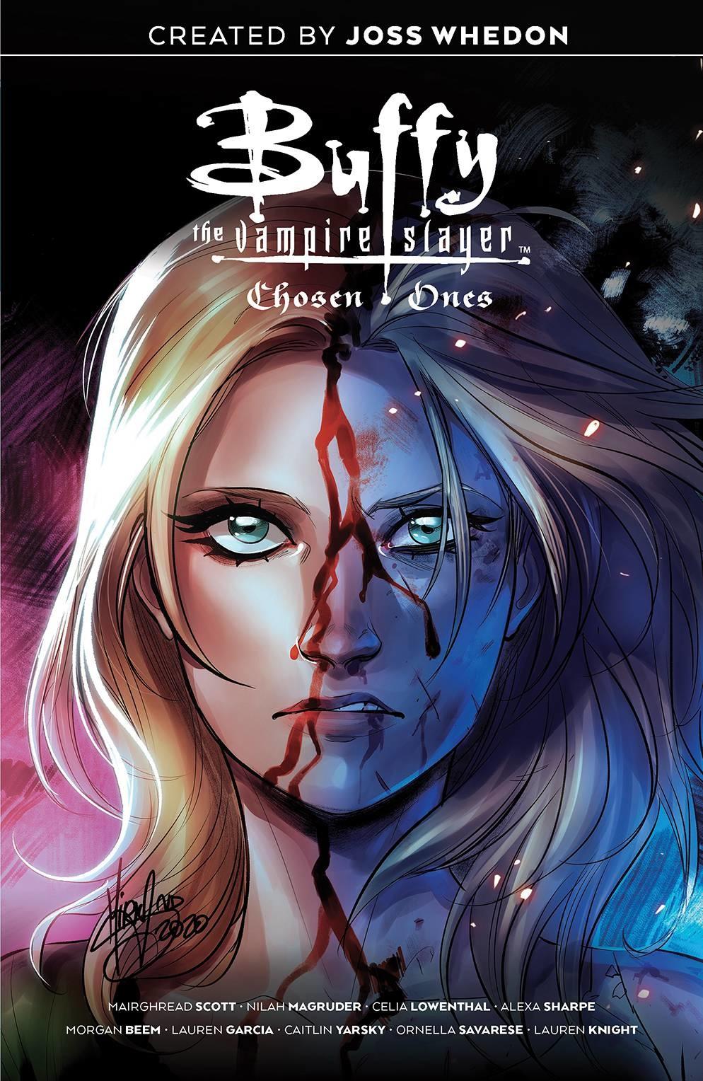 Buffy the Vampire Slayer TP Chosen Ones