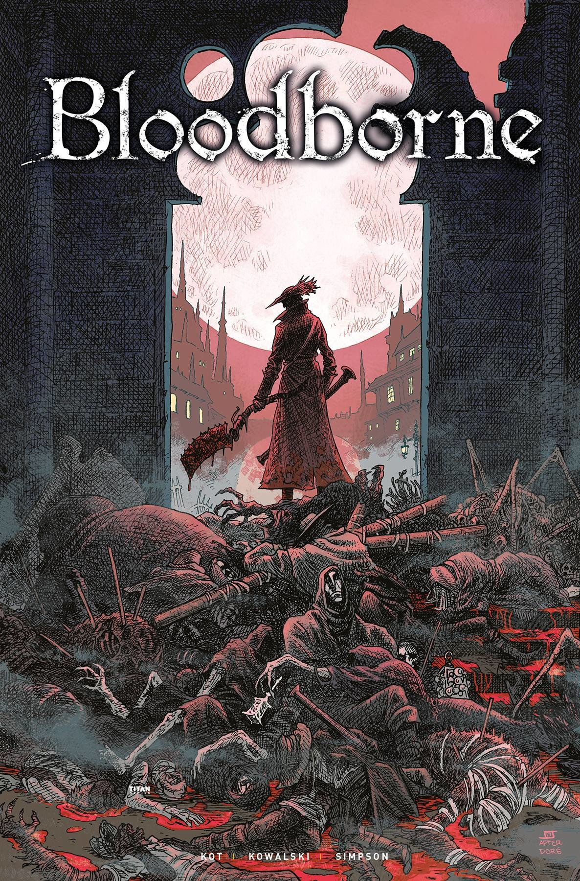 Bloodborne TP The Death of Sleep