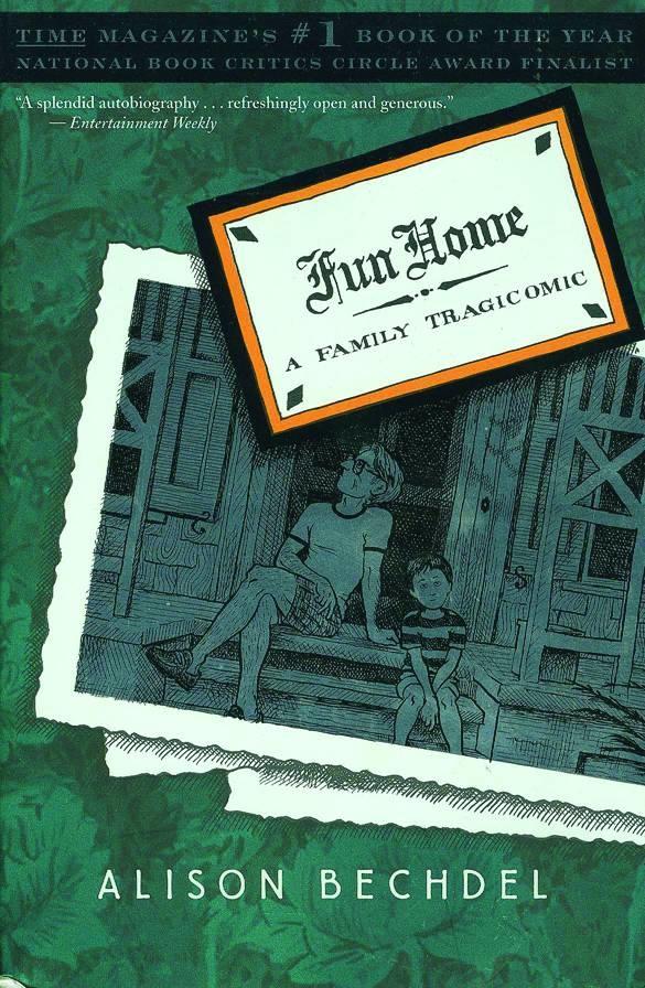 Fun Home Family Tragicomic GN