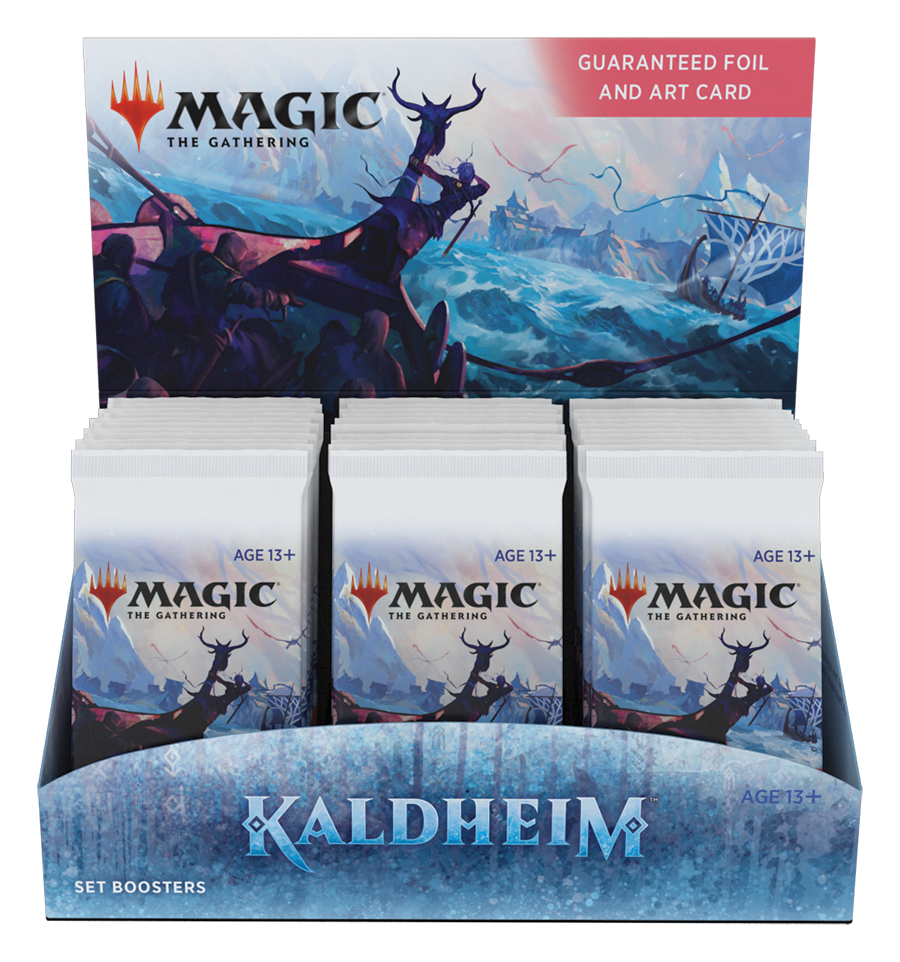 Kaldheim Set Booster Box (Feb.5)