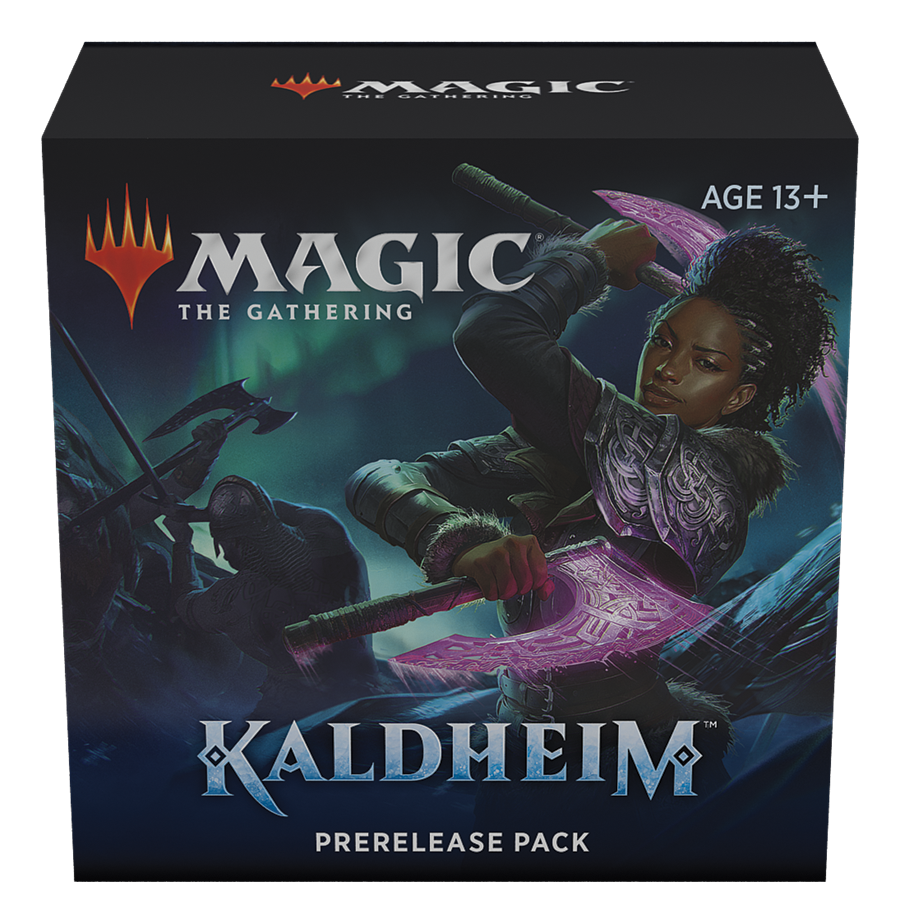 Kaldheim Prerelease Pack (Jan.29)