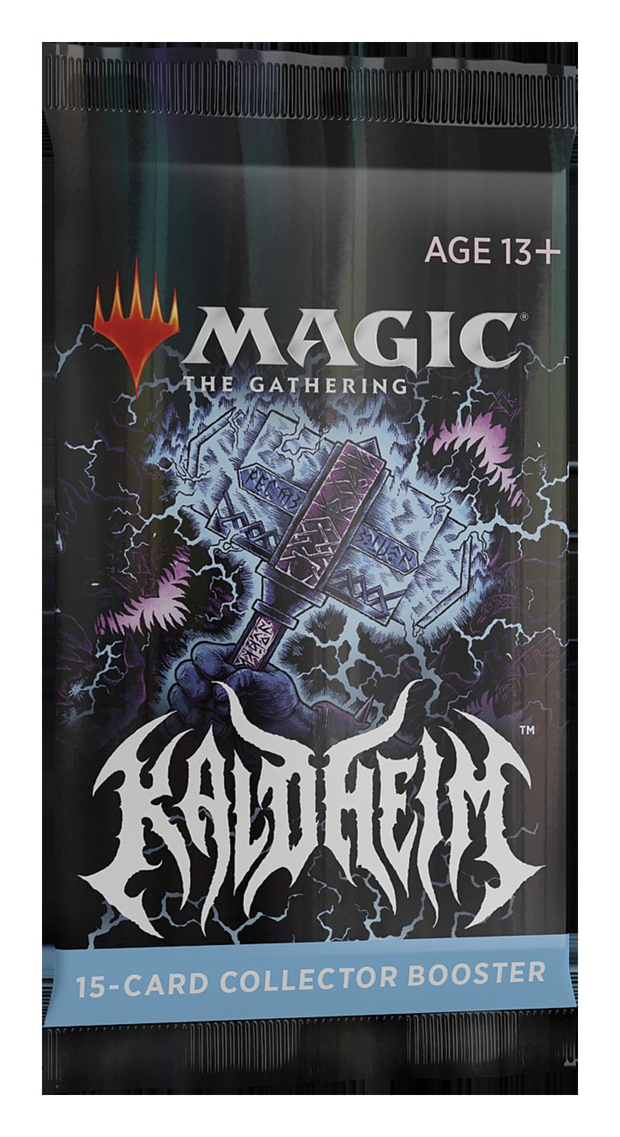 Kaldheim Collector Booster Pack