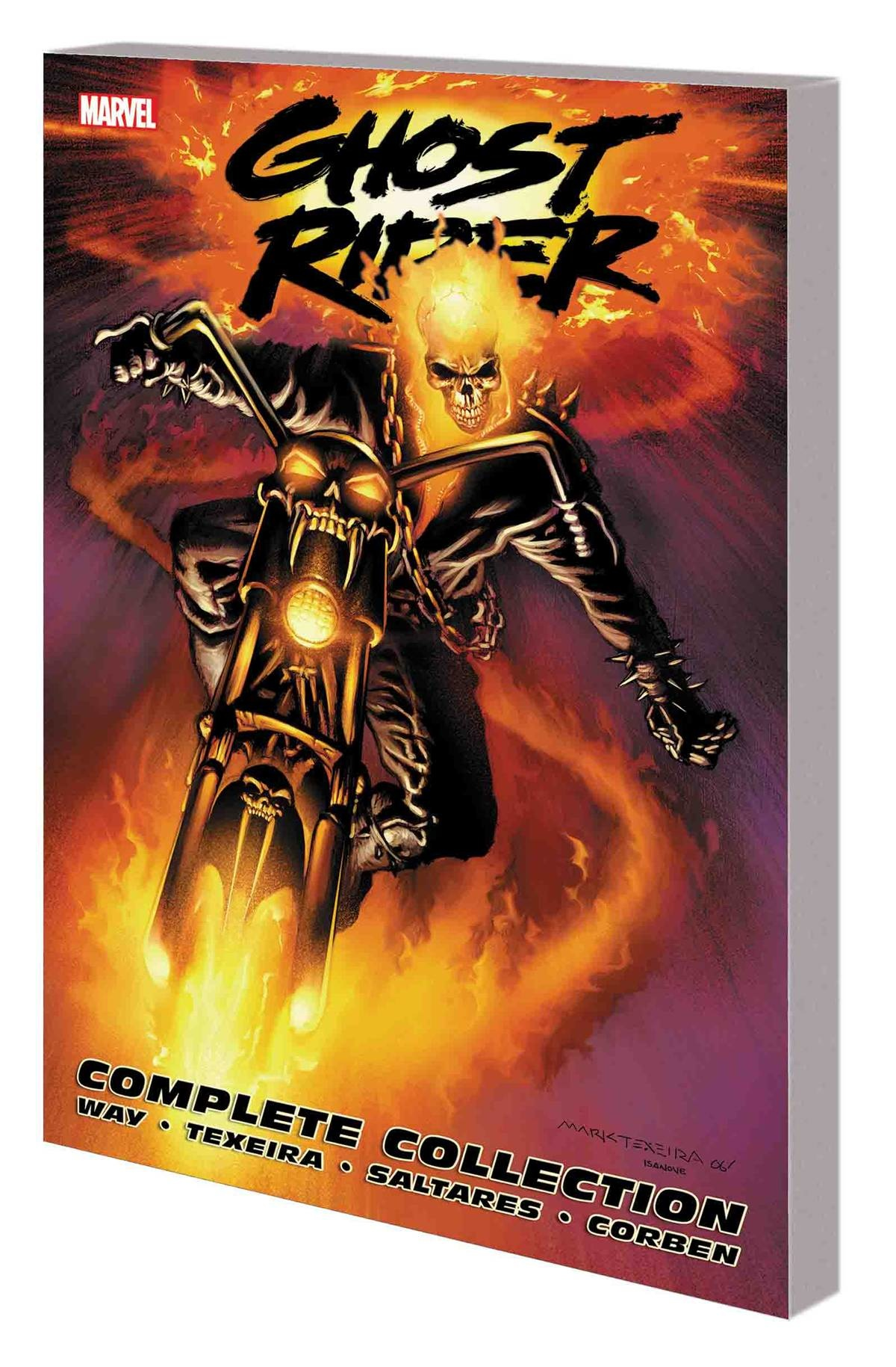 Ghost Rider Complete Collection TP