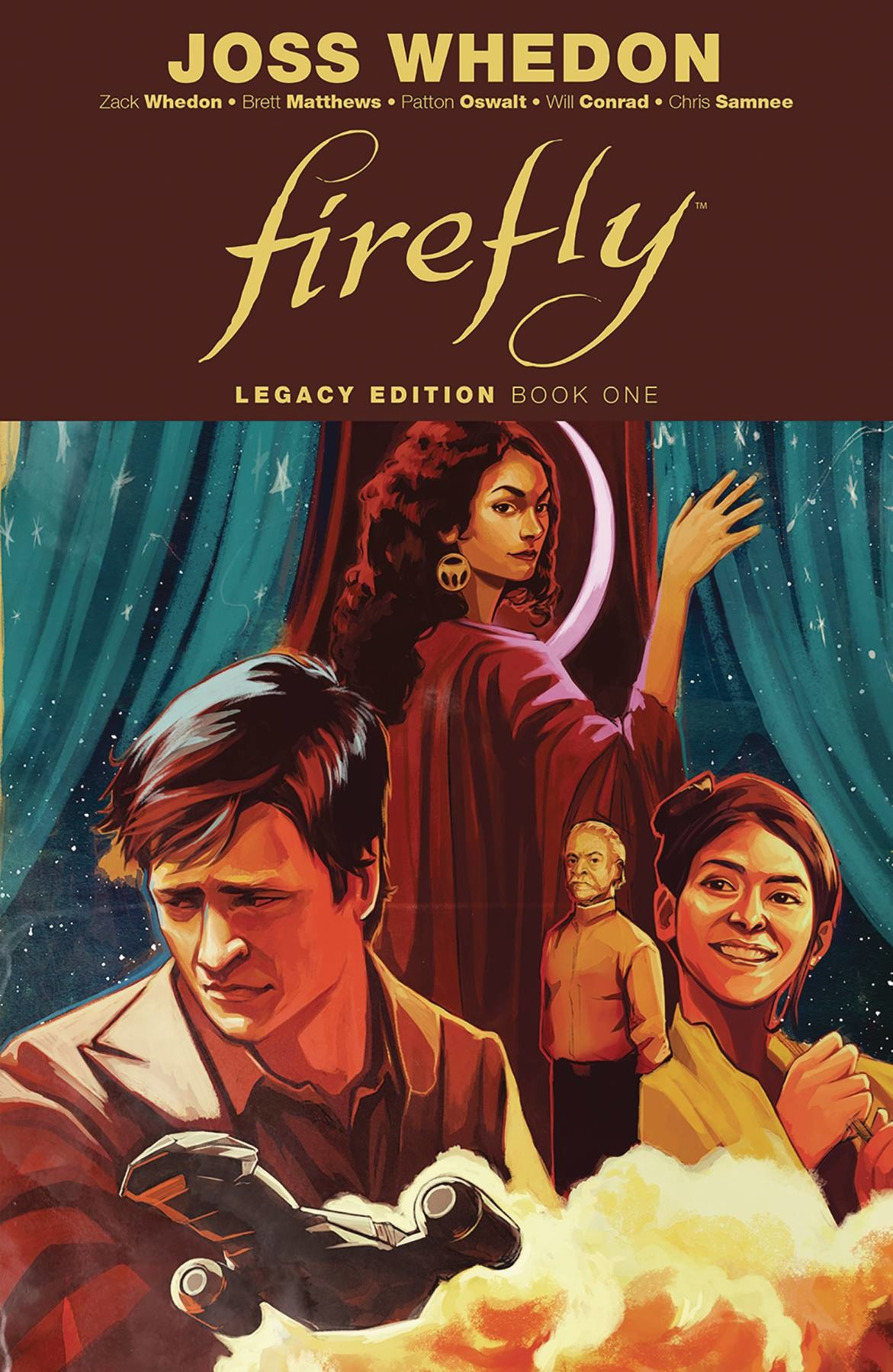 Firefly Legacy Edition Book 1