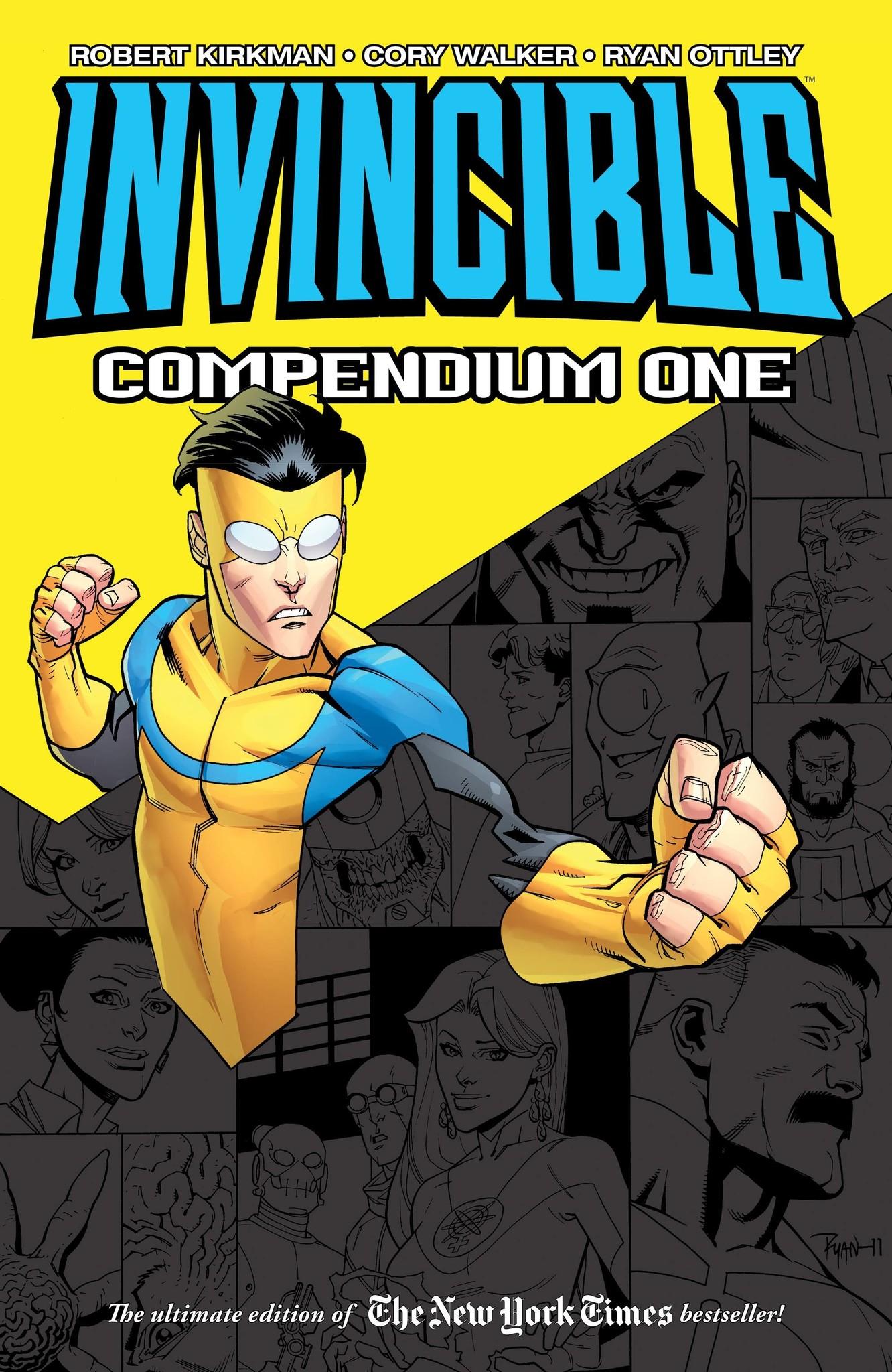Invincible Compendium v.1