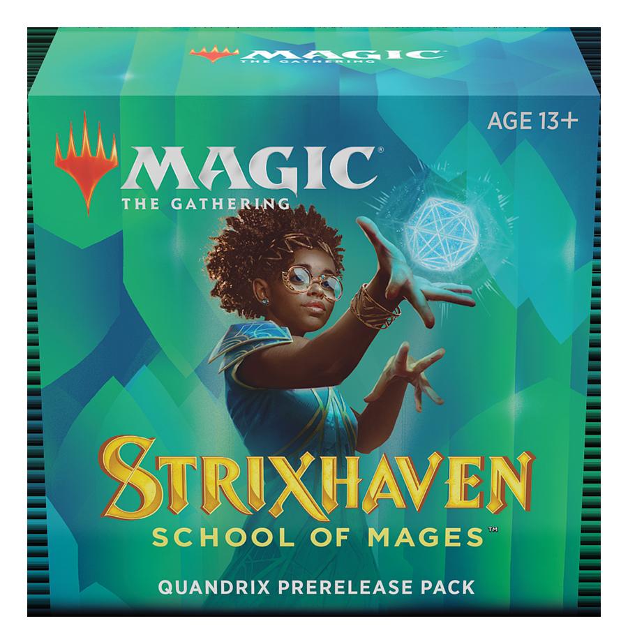 Strixhaven Prerelease Kit - Quandrix