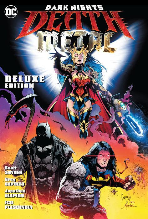 Dark Knights Death Metal: Deluxe Edition HC