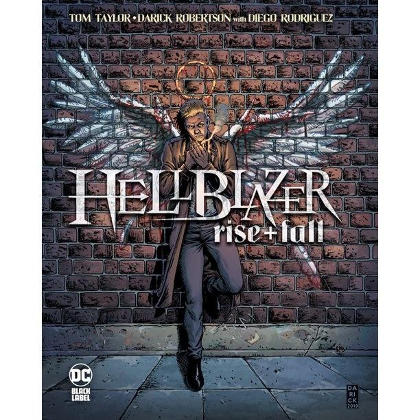 Hellblazer: Rise and Fall HC