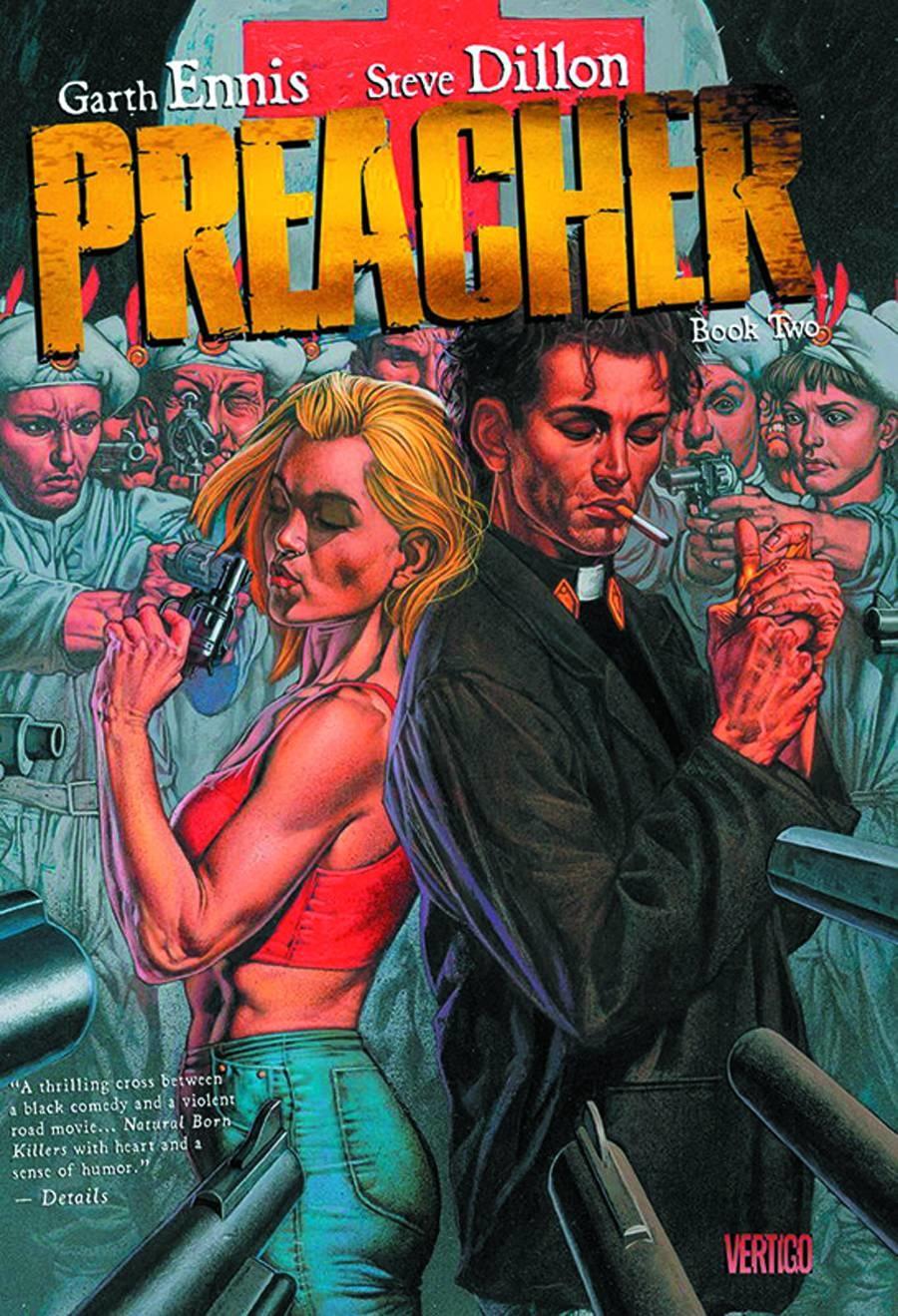 Preacher Book Two TP