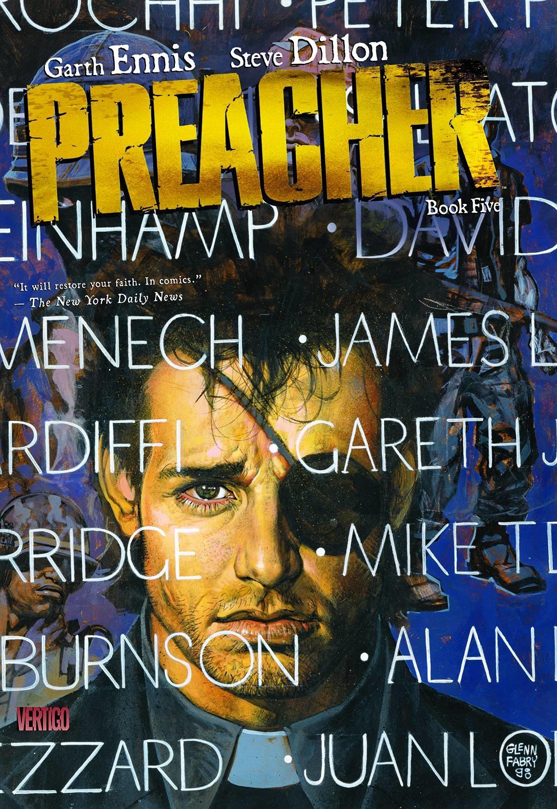 Preacher Book Five TP