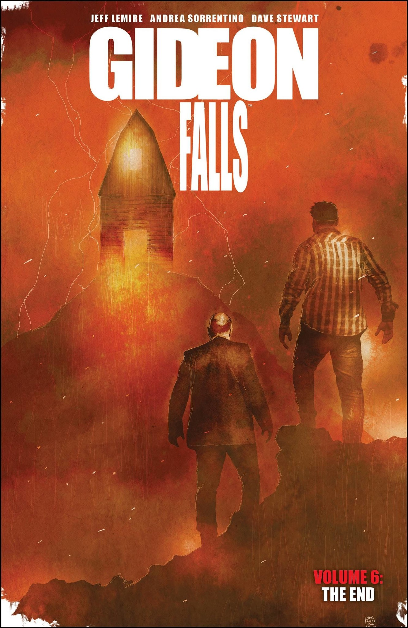 Gideon Falls v.6